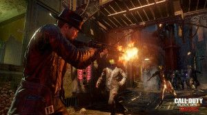 Call of Duty: Black Ops III. Shadows of Evil
