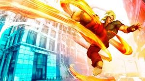 Ken Masters en Street Fighter V