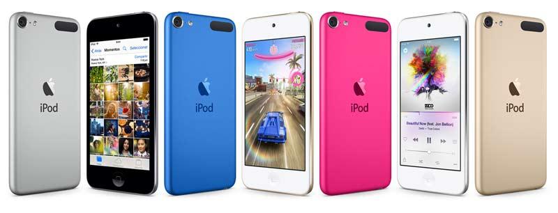 Apple presenta el mejor iPod hasta la fecha