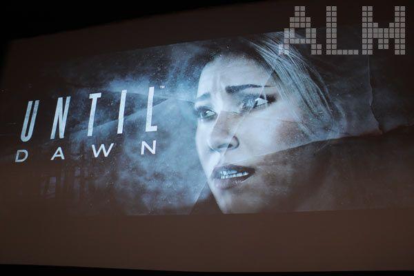 Until Dawn llega a Madrid de la mano de sus creadores