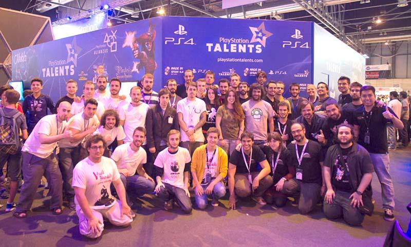 12 finalistas de los Premios PlayStation