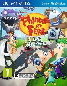 Phineas&Ferb_Doofen_vita_portada