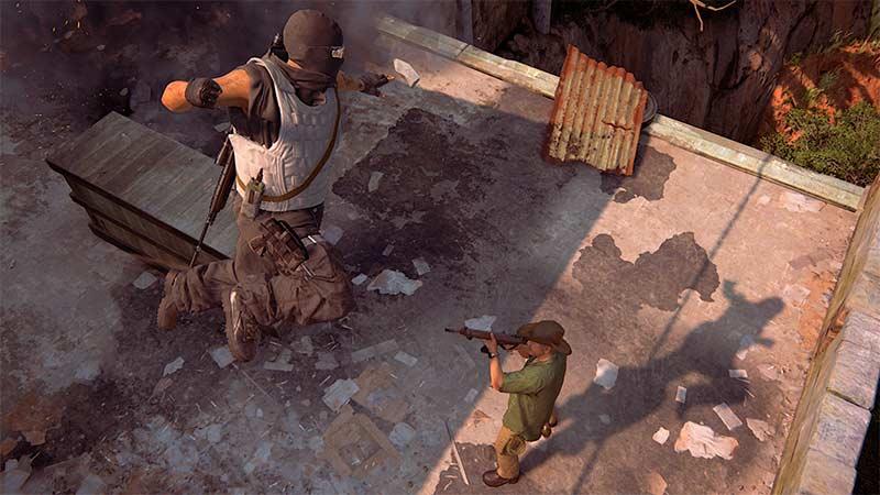 Beta multijugador de Uncharted 4: El desenlace del Ladrón