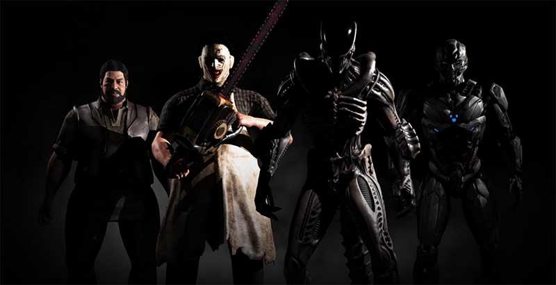 Nuevos kombatientes en el segundo DLC de Mortal Kombat X