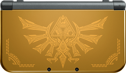 New Nintendo 3DS XL Edición Hyrule