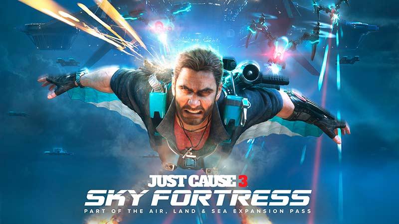 Presentado el primer conjunto de contenidos descargables de Just Cause 3