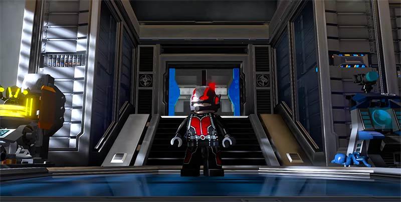 Ant-Man para LEGO Marvel Vengadores