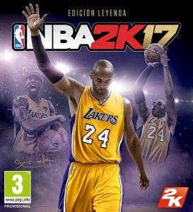 NBA_2K17_Ed_Leyenda_portada_Kobe_Bryant