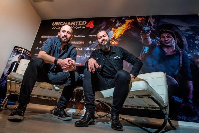 Naughty Dog desvela en Madrid los secretos de Uncharted 4: El Desenlace del Ladrón