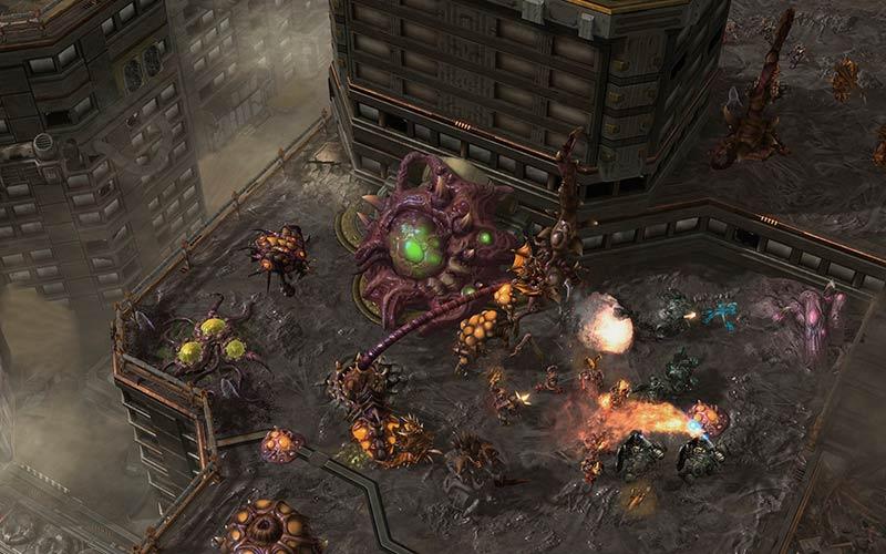 StarCraft II: Parche 3.2.0 y Nova: Operación Sigilo