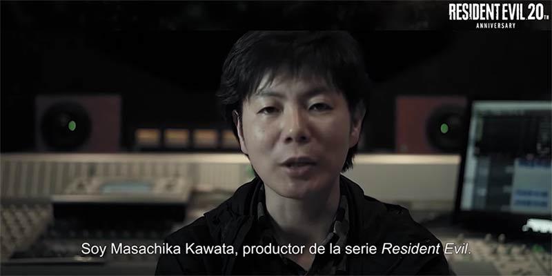 Masachika Kawata, productor de la saga Resident Evil