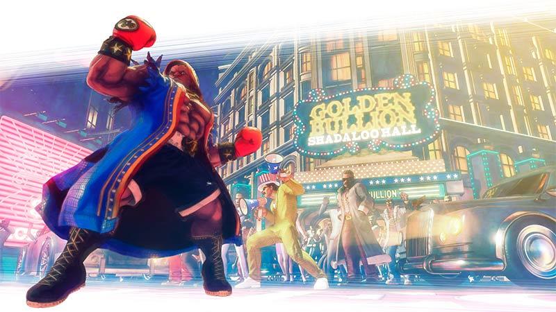 Balrog también aparecerá en la próxima actualización de Street Fighter V