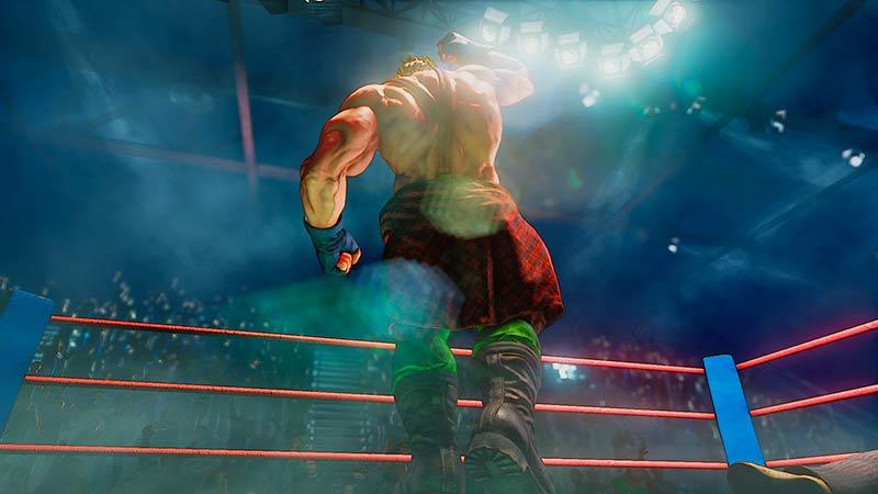 A Shadow Falls, la nueva actualización de Street Fighter V