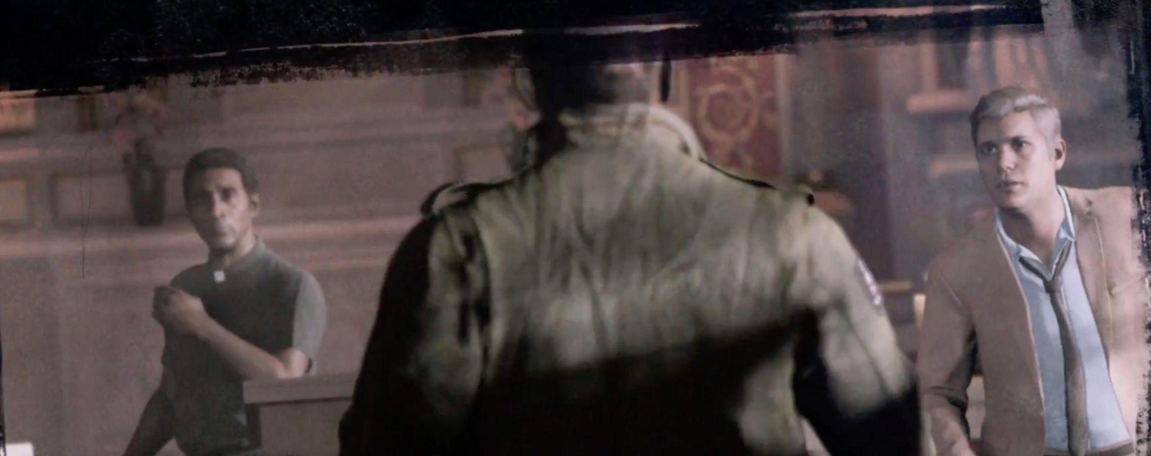 Mafia III - El padre James y Donovan