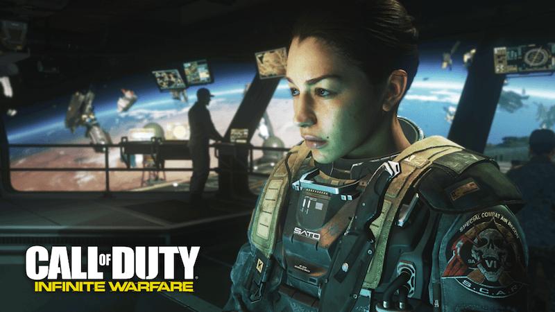 Call of Duty: Infinite Warfare – Tráiler Oficial del Modo Campaña