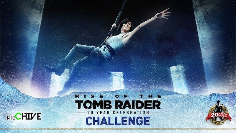 Desafío Tomb Raider