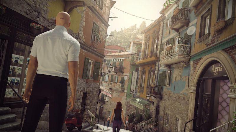 El Agente 47 en 4k con Hitman para PS4 Pro