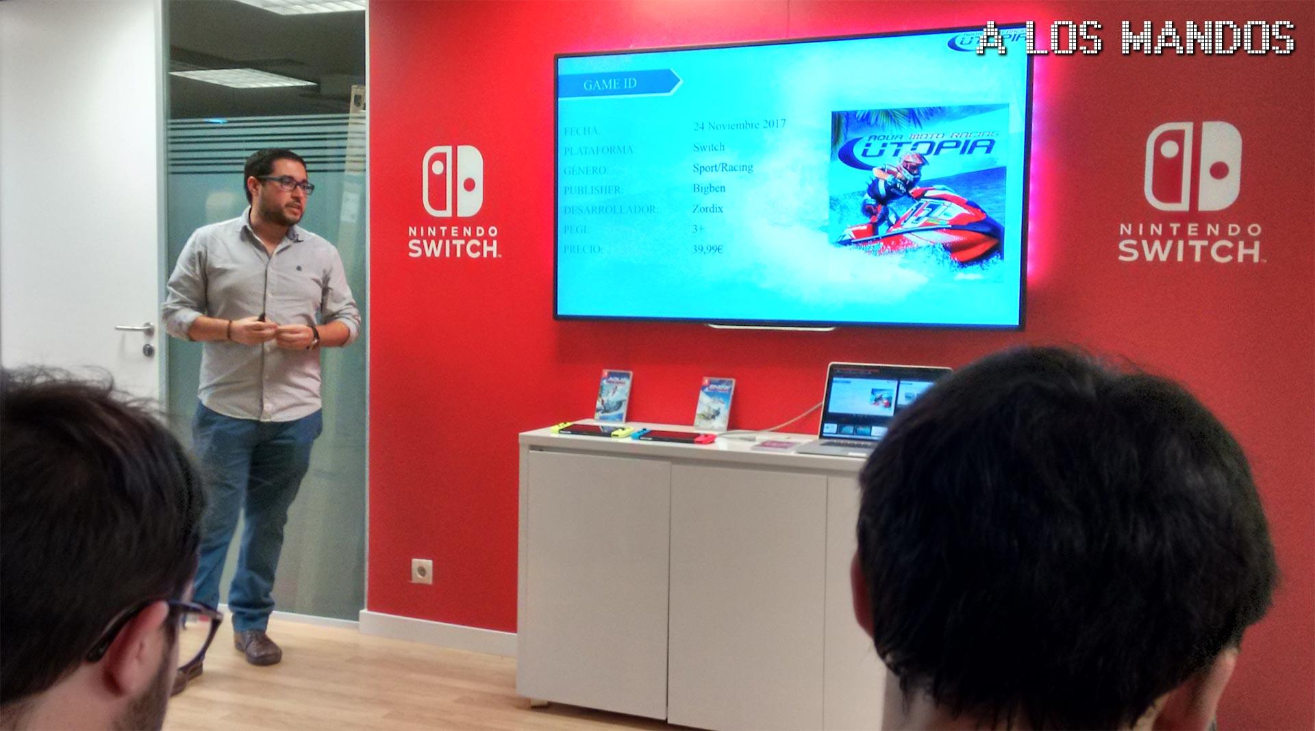 Adrián Juan Ramos, responsable de producto de Videojuegos en Bigben Interactive