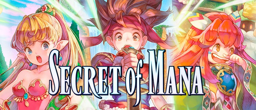 Secret of Mana (2018)