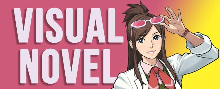 La visual novel